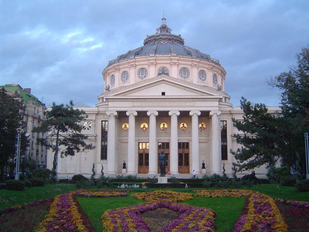 Atractie Turistica - Ateneul Roman - Bucuresti - Centru Turistic