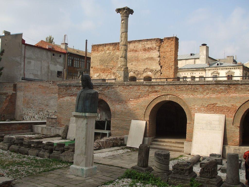 Atractie Turistica - Curtea Veche - Bucuresti - Centru Turistic