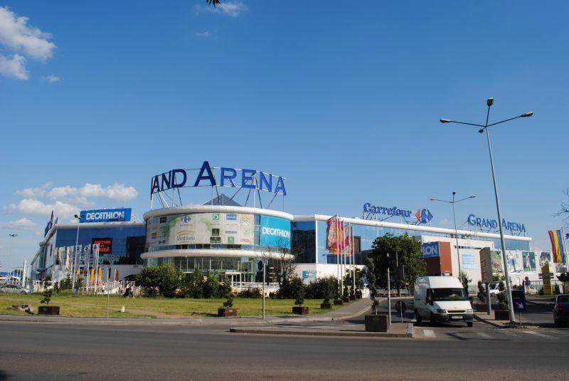 Atractie Turistica - Grand Arena Mall Berceni - Bucuresti - Centru Turistic