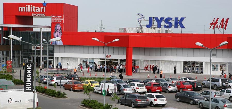 Atractie Turistica - Militari Shopping Center - Bucuresti - Centru Turistic