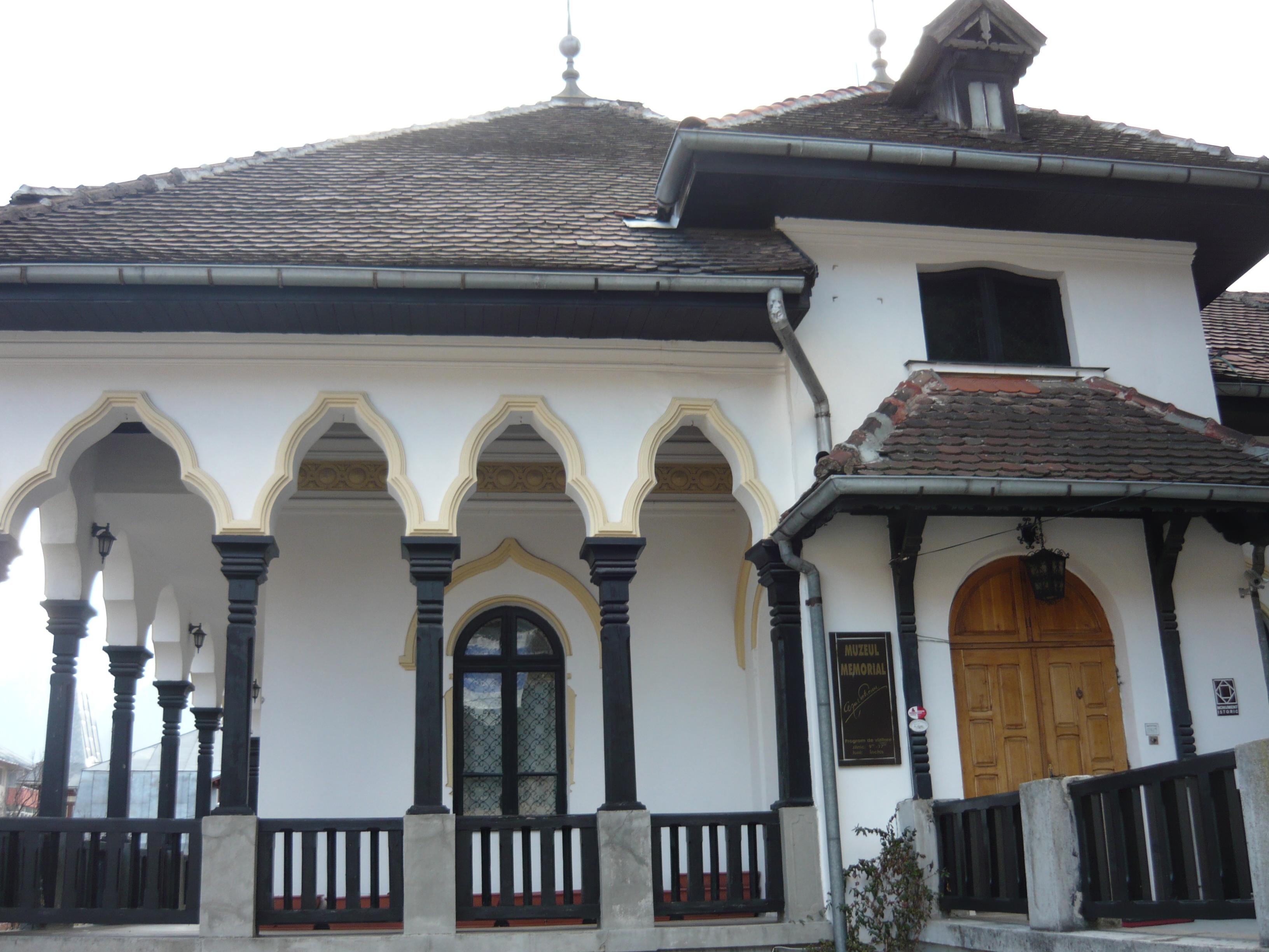 Atractie Turistica - Muzeul memorial Cezar Petrescu - Busteni - Centru Turistic