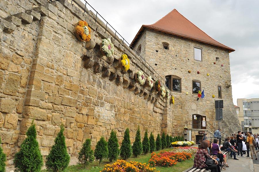 Atractie Turistica - Bastionul Croitorilor - Cluj Napoca - Centru Turistic
