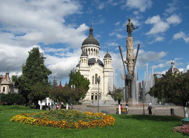 Atractie Turistica - Catedrala Arhiepiscopala Adormirea Maicii Domnului - Cluj Napoca - Centru Turistic