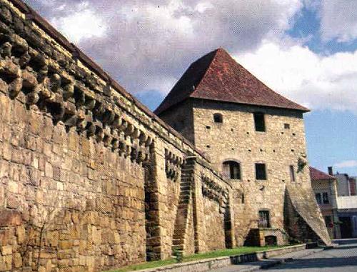 Atractie Turistica - Cetatea Clujului - Cluj Napoca - Centru Turistic