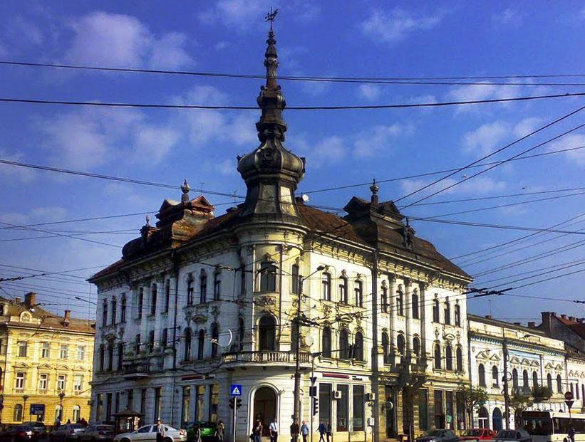 Atractie Turistica - Palataul Babos - Cluj Napoca - Centru Turistic