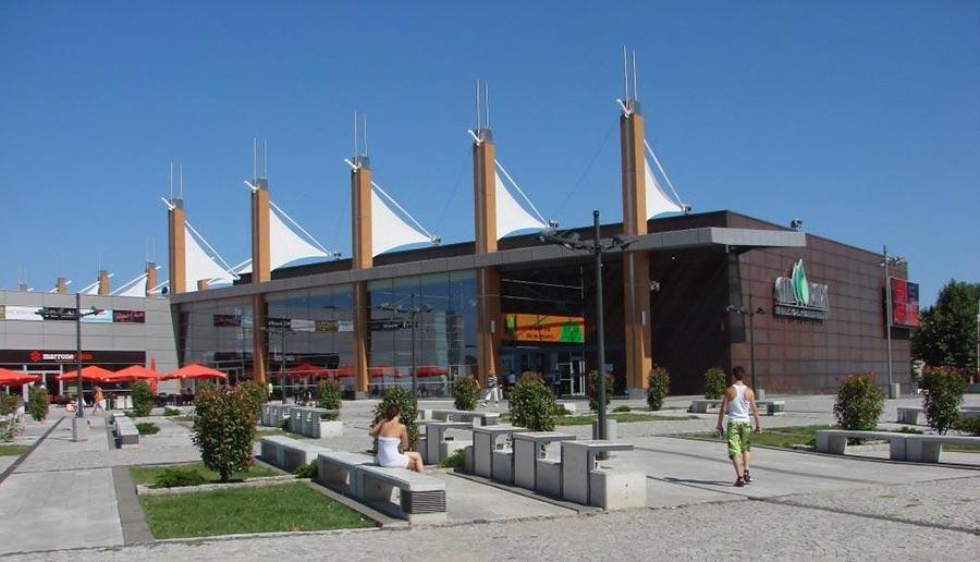 Atractie Turistica - City Park Mall - Constanta - Centru Turistic