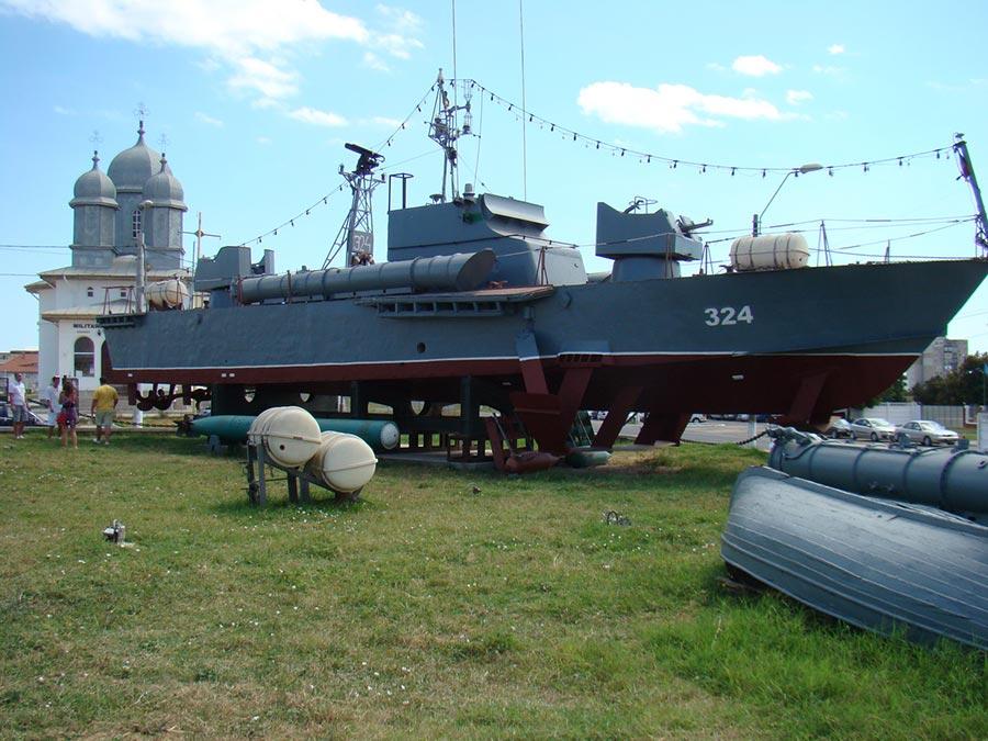 Atractie Turistica - Muzeul Marinei - Constanta - Centru Turistic