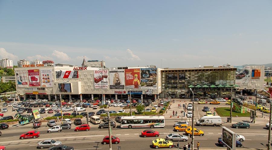 Atractie Turistica - Iulius Mall Iasi - Iasi - Centru Turistic
