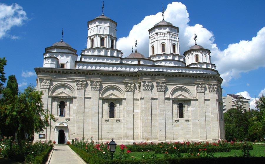 Atractie Turistica - Manastirea Golia - Iasi - Centru Turistic
