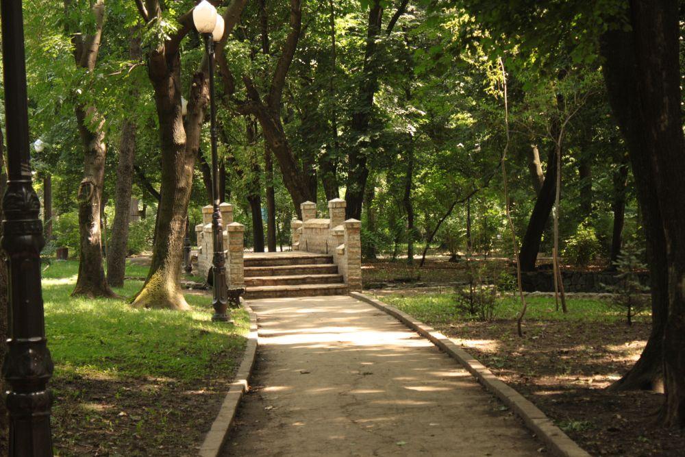Atractie Turistica - Parcul Copou - Iasi - Centru Turistic