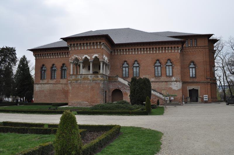 Atractie Turistica - Palatul Brancovenesc - Mogosoaia - Centru Turistic
