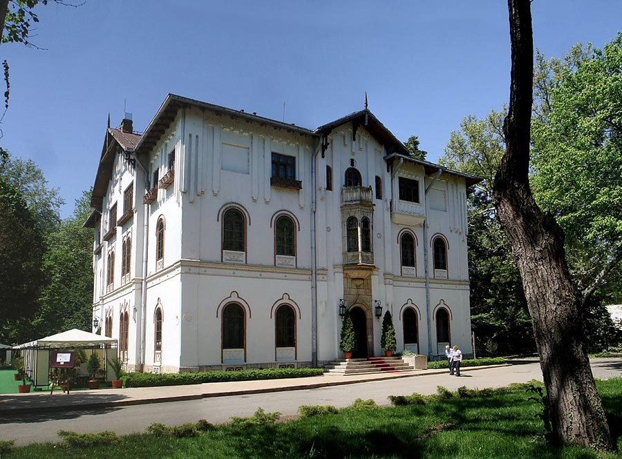 Atractie Turistica - Palatul Stirbei din Buftea - Mogosoaia - Centru Turistic