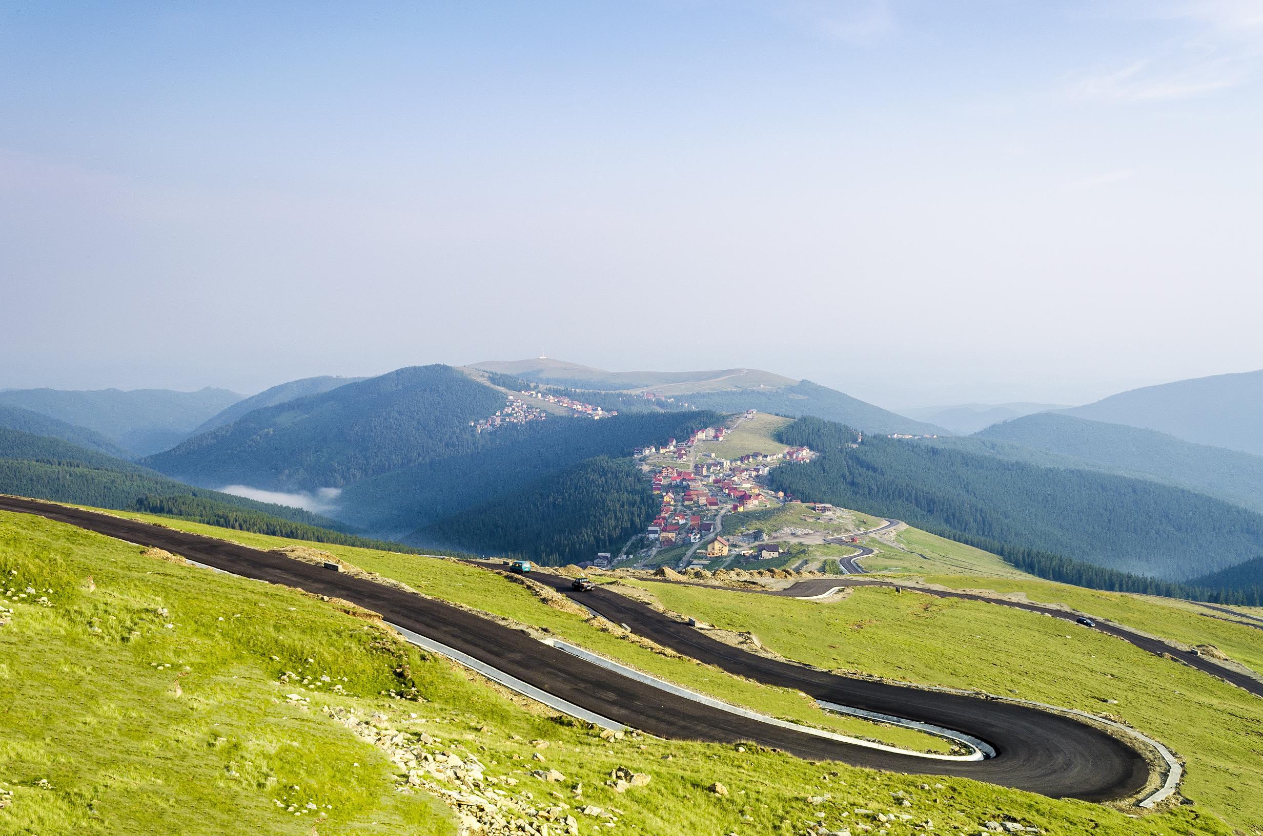 Atractie Turistica - Transalpina - Novaci - Centru Turistic