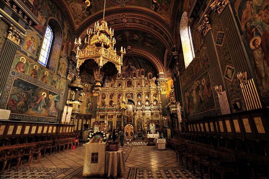 Atractie Turistica - Biserica cu Luna - Oradea - Centru Turistic