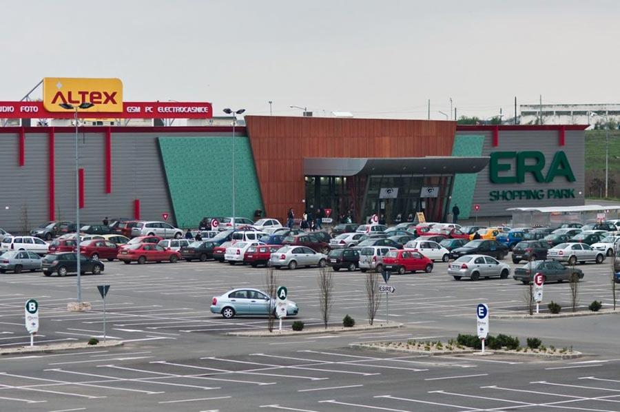 Atractie Turistica - ERA Shopping Park - Oradea - Centru Turistic