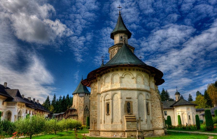 Atractie Turistica - Manastirea Putna - Putna - Centru Turistic