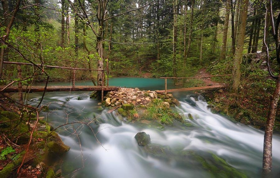 Atractie Turistica - Cheile Nerei - Beusnita - Sasca Montana - Centru Turistic