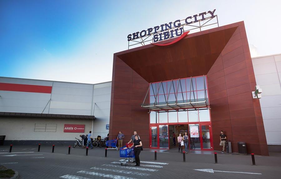 Atractie Turistica - Shopping City Sibiu - Sibiu - Centru Turistic