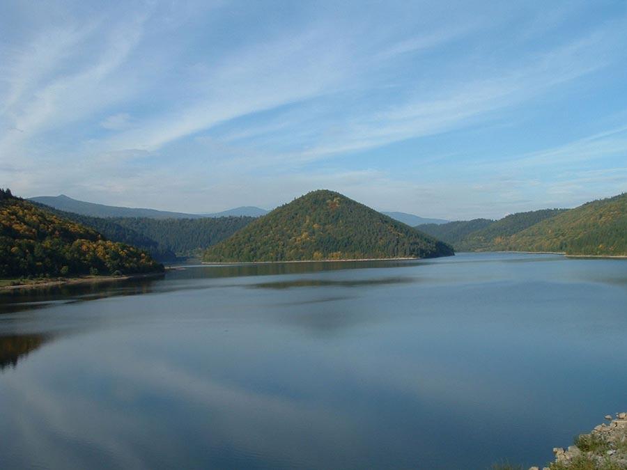 Atractie Turistica - Baraj Zetea - Sub Cetate - Centru Turistic