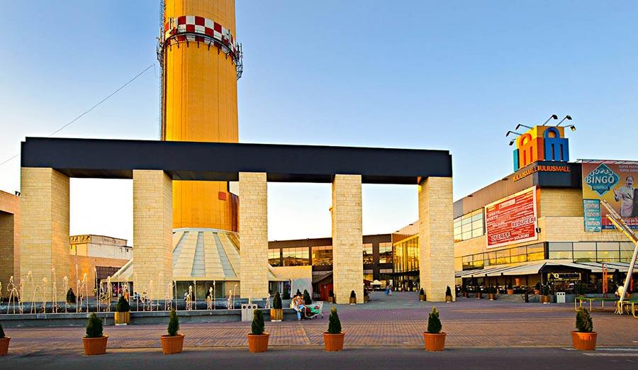 Atractie Turistica - Iulius Mall Suceava - Suceava - Centru Turistic