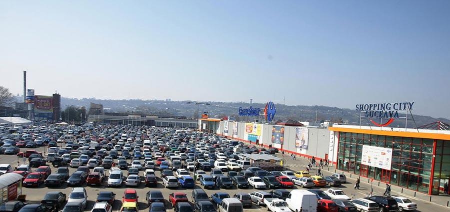 Atractie Turistica - Shopping City Suceava - Suceava - Centru Turistic