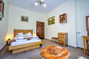 Cazare - Camera dubla superioara - Casa Residence Ambient - Brasov