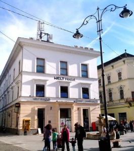 Cazare - Hostel Welt Hostel - Sibiu