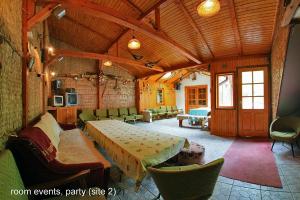 Cazare - Pensiunea Casa Verde - Bucuresti