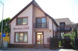Cazare - Pensiunea Gasthof Sara - Sibiu