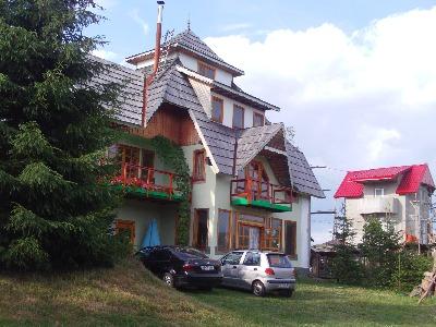 Cazare - Casa de vacanta Paltin - Poiana Stampei