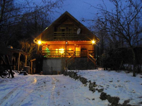 Cazare - Casa de vacanta Pinalpin - Rau de Mori
