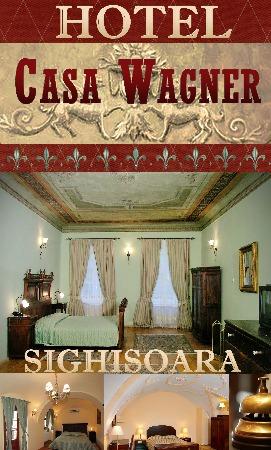 Cazare - Hotel Wagner - Sighisoara