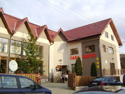 Cazare - Pensiunea Casa David - Cib