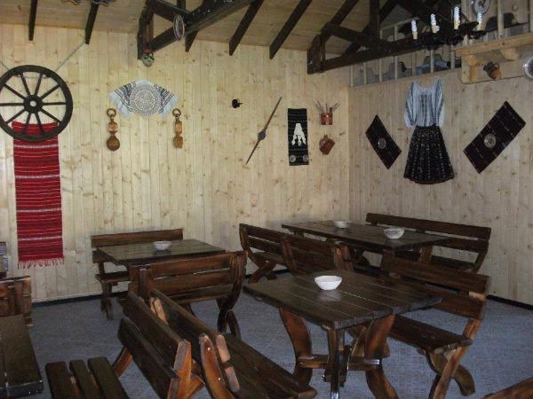 Cazare - Pensiunea Casa cu Roti - Sasca Romana