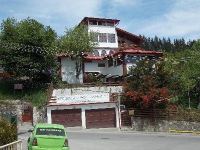 Cazare - Pensiunea New Aosta Garden - Sinaia