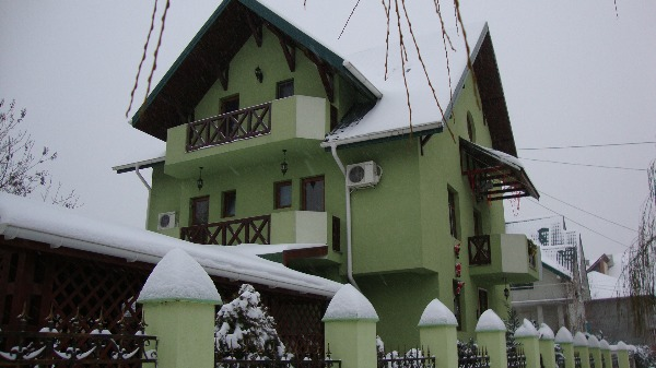 Cazare - Pensiunea Villa Verde - Iasi